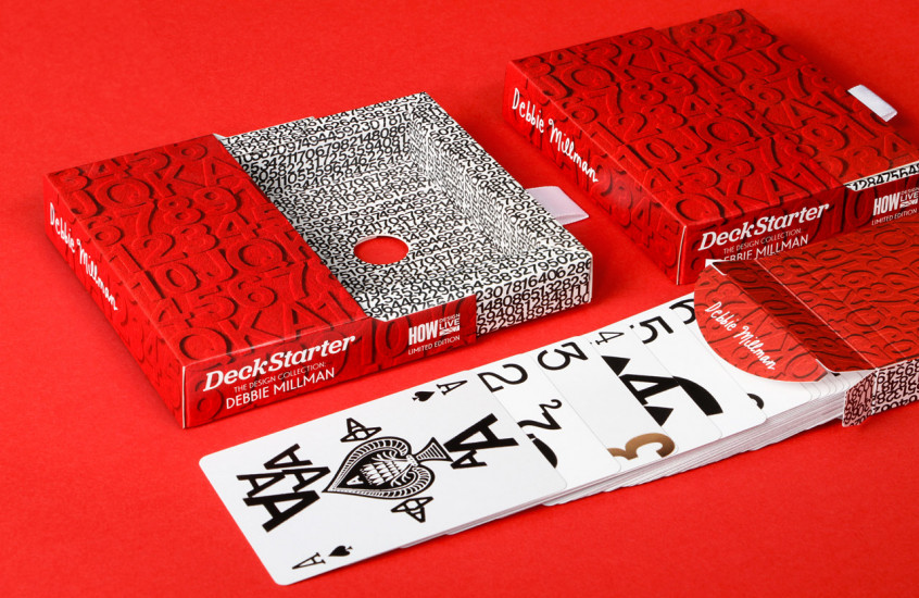 Deckstarter - Playing Cards — Premium playing card packaging.