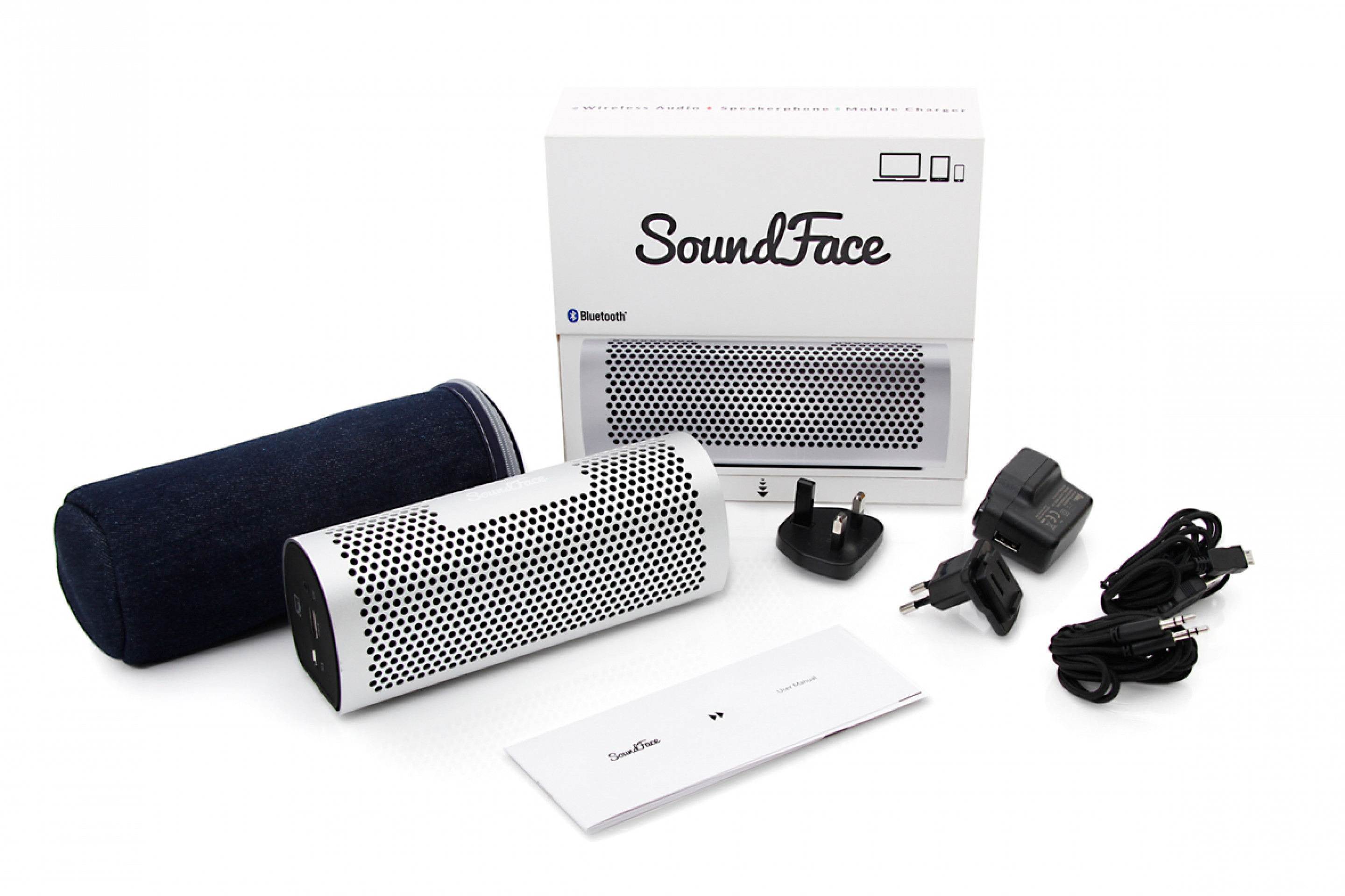 Flashbay - SoundFace Wireless Speaker