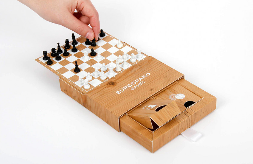 Games Board Pack