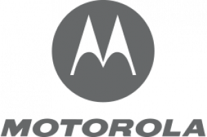 Logo for Burgopak customer, Motorola