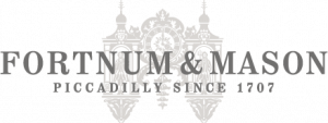 Logo for Burgopak customer, Fortnum & Mason