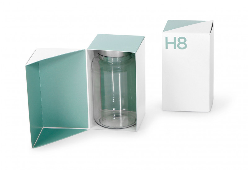Burgopak Healthcare H8 Bottle Packaging