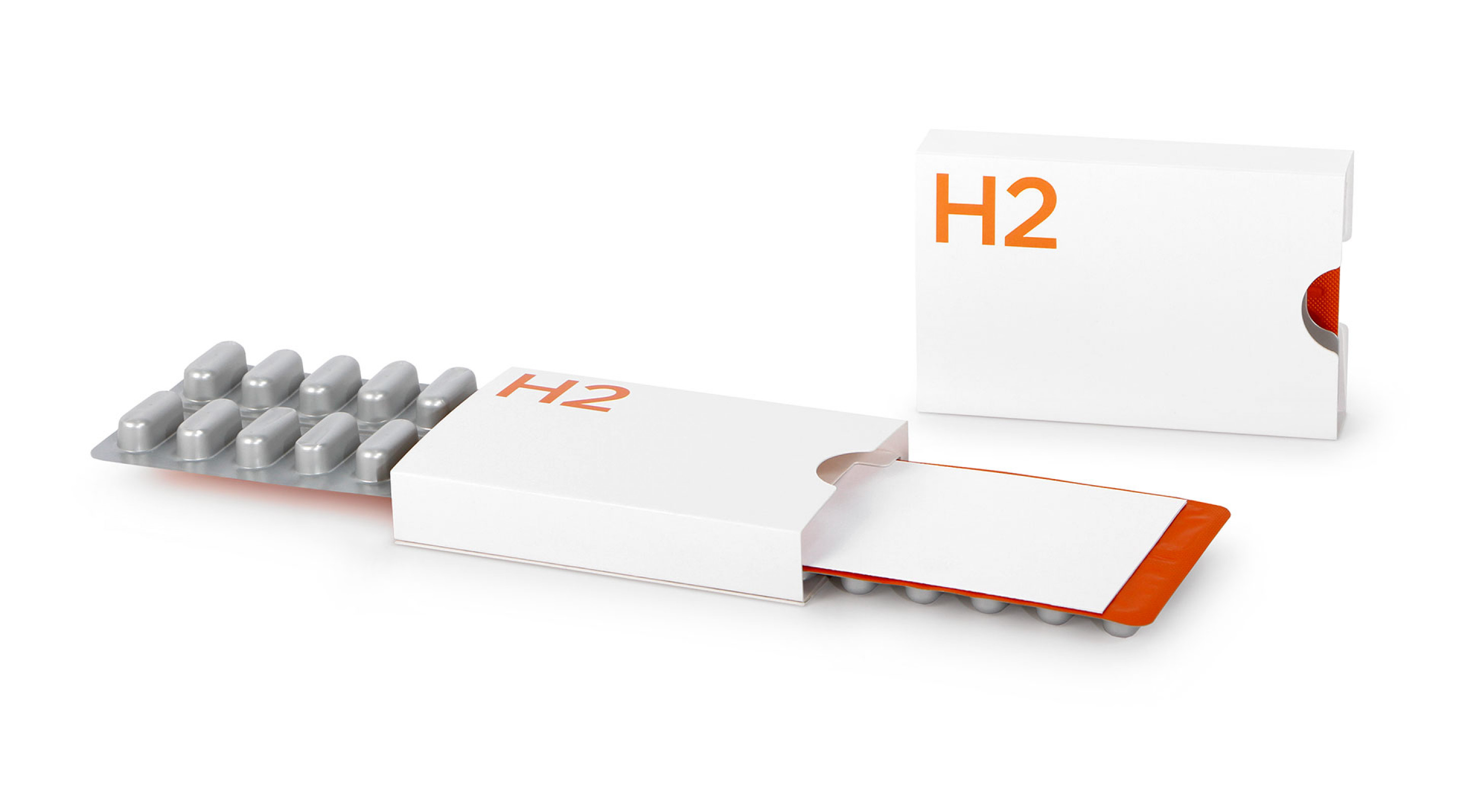 Burgopak Healthcare H2 Blister Packaging