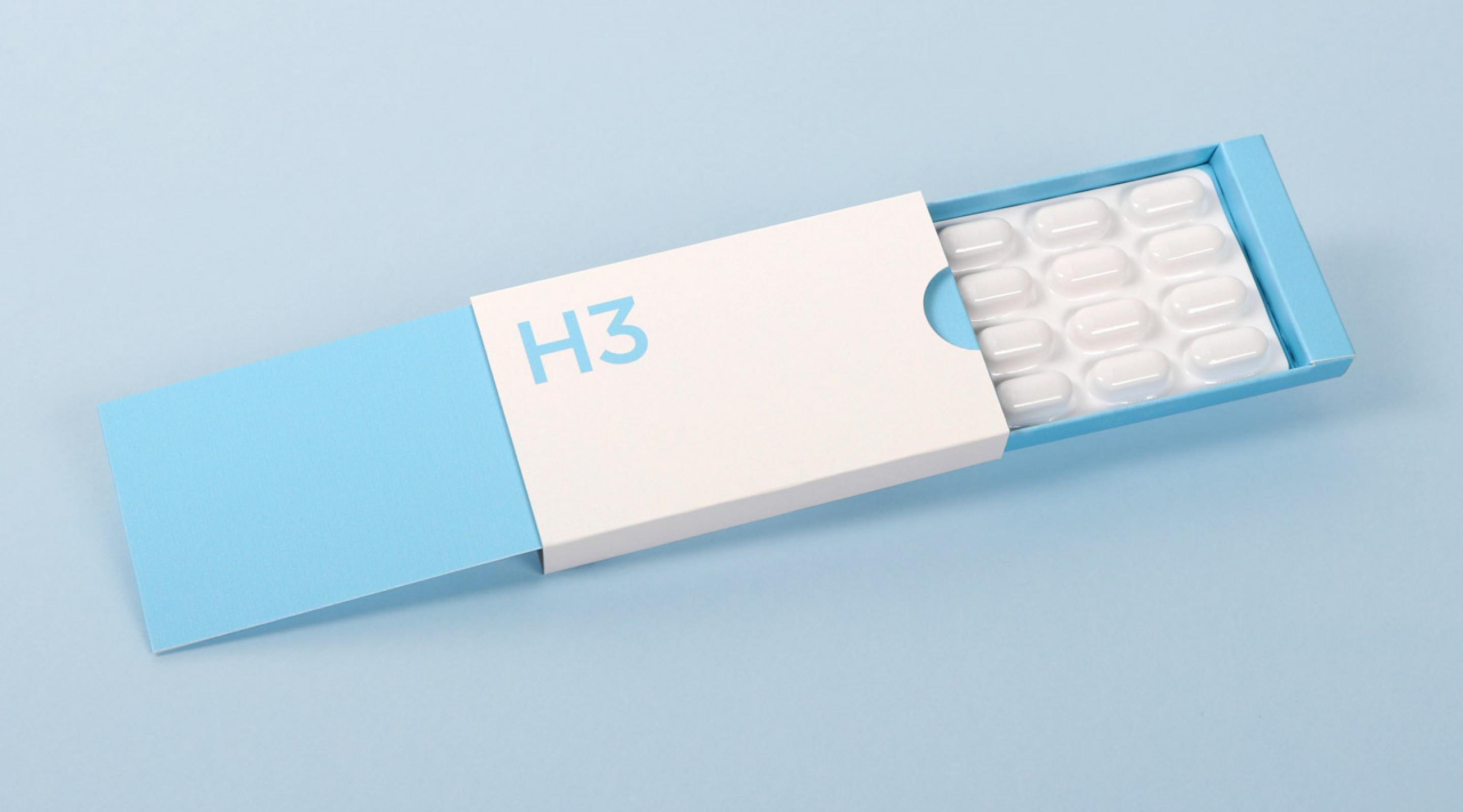 H3 Promotional Pack - Blisters or Sachets + Booklet